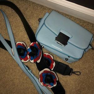 Zara Crossbody Purse with 2 adjustable straps